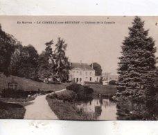 La  Comelle  Sous  Beuvray -   Château  De  La  Comelle. - Autres Communes