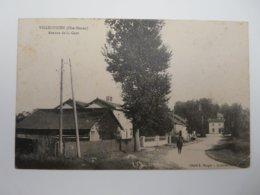HAUTE MARNE VILLEGUSIEN AVENUE DE LA GARE - Frankreich
