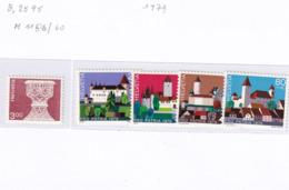Schweiz 1979, ProPatria + Freimarke Architektur (B.2595) - Switzerland