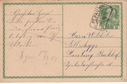 AUTRICHE 1914    ENTIER POSTAL/GANZSACHE/POSTAL STATIONERY CARTE  DE ST-PAUL IM LAVANTTHALE - Postwaardestukken