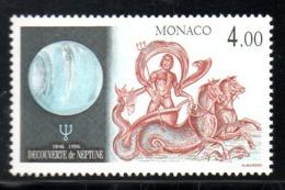 MONACO. N°2066 De 1996. Neptune. - Mythologie