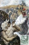 Surrealismus - Rübezahl Und Die Unvorsichtigen - Seigneur De La Montagne - Kreatur Der Deutschen Folklore - Autres