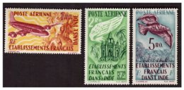 Timbres P A  N° 18 à 20 Neufs ** - Inde (1892-1954)