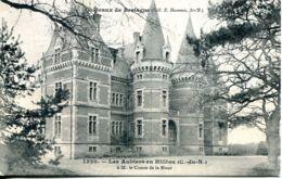 N°76459 -cpa Les Aubiers En Hillion -château à Mr Le Comte De La Noue- - Sonstige Gemeinden