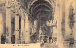 België   Zele  Kerkinterieur Binnenzicht In De Kerk      M 1136 - Zele