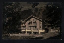 DE2728 - HOTEL HIRSCHEN - WENGEN - BE Bern