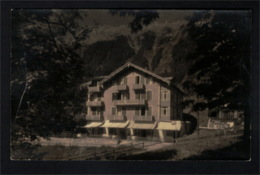 DE2728 - HOTEL HIRSCHEN - WENGEN - BE Berne
