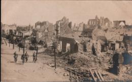 ! Wytschaate, Wijtschate, Ypernfront, Carte Photo Allemande, 1. Weltkrieg, Guerre 1914-18, Fotokarte - Belgique
