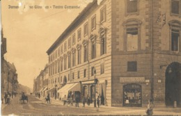 FERRARA-TEATRO COMUNALE - Ferrara