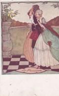 240430Rie Cramer, Le Temps Jadis Par (La Promenade)(zie Onderkant) - Altre Illustrazioni