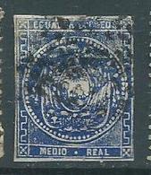 Timbre Equateur 1865 - Equateur