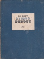 DUBOUT DE LA LORGNETTE DE DUBOUT - Andere