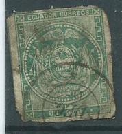 Timbre Equateur - Ecuador