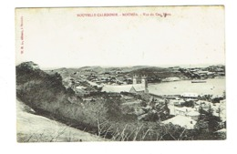 NOUVELLE CALEDONIE NOUMEA Vue Du Cap Horn - Nieuw-Caledonië