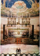 Old Vintage Beautiful Postcard ROCK OF AGONY GETHSEMANE Jerusalem Getsemani Jordan 1960's / 70's - Giordania