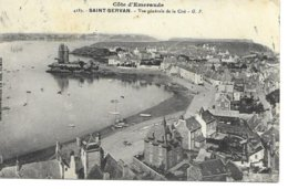 35 St Servan  Vue Generale Petit Voiliers - Saint Servan
