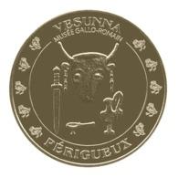 Monnaie De Paris , 2015 , Périgueux , Vésunna , L'autel Taurobolique - Monnaie De Paris