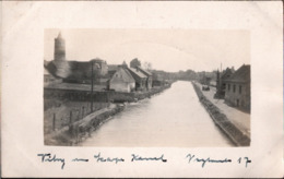 ! Vitry-en-Artois, Kanal, Canal, 1917, Carte Photo Allemande, 1. Weltkrieg, Guerre 1914-18, Fotokarte - Vitry En Artois