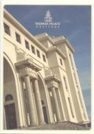 Menu - Verjaardag Andre Verhaeghe - Oostende Thermae Palace - 2010 - Menus