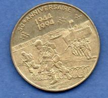 Médaille  --  Jour J - Frankrijk