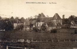 27  BOUCHEVILLIER  LA FERME - Francia