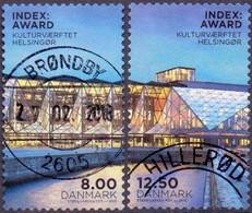 DENEMARKEN 2013 Index Award Serie GB-USED - Danimarca