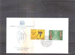 Contre La Faim - FDC Somalie - 1963 (à Voir) - Tegen De Honger