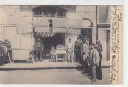 Palermo - Fabbrica Di Maccheroni - 1907            (191110) - Profesiones