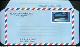 NOUVELLE CALEDONIE - AEROGRAMME N° 12 * * - BAIE DE KANUMERCE - LUXE - Aerogrammes
