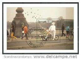 Denemarken 2012 Blok Europazegel GB-USED - Danimarca