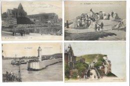 76 - Lot De 20 Cartes Postales Différentes Du TREPORT ( Seine-Maritime ) - Toutes Scannées - Cartoline