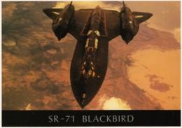 CPA - SR-71 Blackbird - 1946-....: Modern Era
