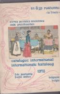"""""""LA FIBULE"""", Catalogue International De Cartes Postales Anciennes, édition 1978 - Boeken"""