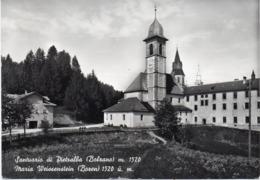 Bolzano - Santuario Di Pietralba - Fg Vg - Bolzano (Bozen)