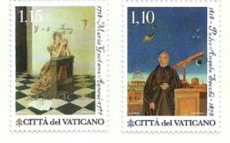 2018 - Vaticano 1807/08 Nascita Di Maria Gaetana Agnesi - Celebrità