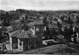 VARESE-CANTELLO LIGURNO-LE VILLE-1956 - Varese
