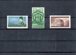 Egipto Nª 282-84 Olimpiadas, Serie Completa En Nuevo. - Juegos Olímpicos