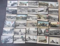 LOT De 60 CPA LE HAVRE - Vues Diverses De La Ville , En Général Animées  - Lire Descriptif - 2 Scans - Le Havre