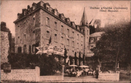 ! Cpa Durbuy Sur Ourthe, Hotel Majestic - Durbuy