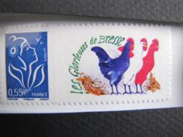 TIMBRE PERSONNALISE ADHESIF 3802D LAMOUCHE  COQ - Gepersonaliseerde Postzegels
