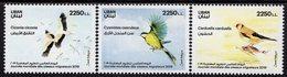 Lebanon - 2019 - International Year Of Migratory Birds - Mint Stamp Set - Líbano