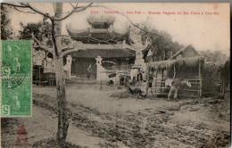 TONKIN - Yen-Thé - Grande Pagode Du Dé-Tham à Cho-Go - Viêt-Nam