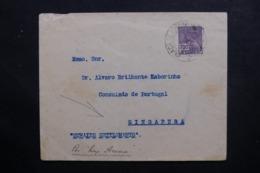 BRÉSIL - Enveloppe Par Bateau Pour Singapour , Affranchissement Plaisant - L 46408 - Briefe U. Dokumente
