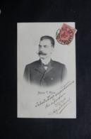 """BRÉSIL - Affranchissement De Rio De Janeiro Sur CP En 1908 , Cachet """" Buenos Aires - Bordeaux """" Au Dos - L 46409 - Briefe U. Dokumente"""