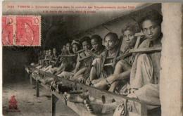 TONKIN - Criminels Inculpés Dans Le Complot Des Empoisonneurs (juillet 1908) - Viêt-Nam
