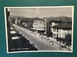 Cartolina Cuneo - Corso IV Novembre - 1948 - Cuneo