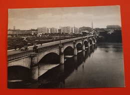 Cartolina Alessandria - Ponte Sul Tarano - 1959 - Alessandria