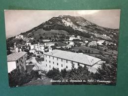 Cartolina Roncola Di S. Berndo - Panorama - 1919 - Bergamo