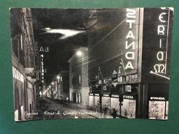 Cartolina Teramo - Corso S. Giorgio - Notturno - 1965 - Teramo
