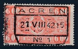 """TR 251 - """"ACREN Nr 1"""" - (ref. 29.732) - Railway"""